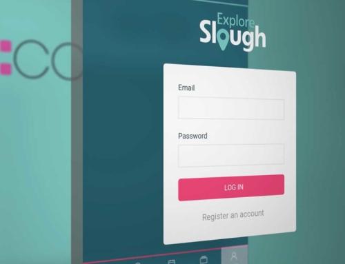 Enjoy Slough – App Walkthrough